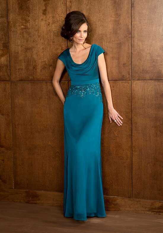 Jade J165064 Blue Mother Of The Bride Dress