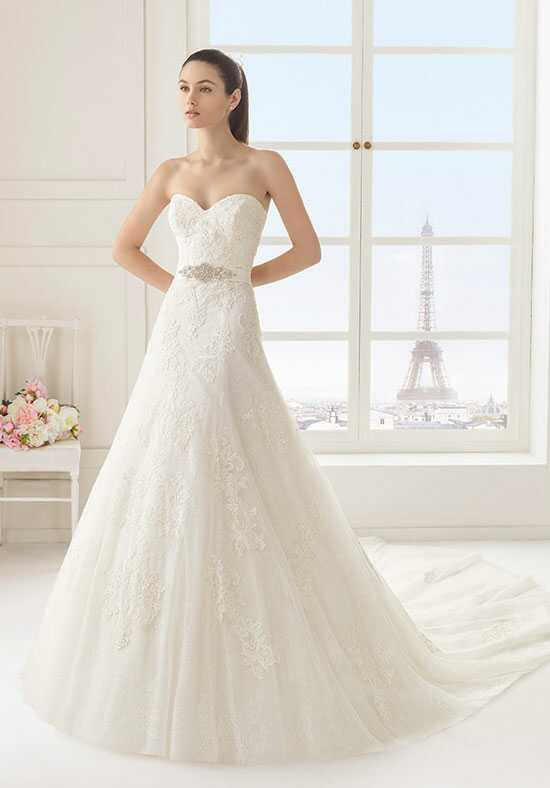 Two by Rosa Clará ELENA A-Line Wedding Dress