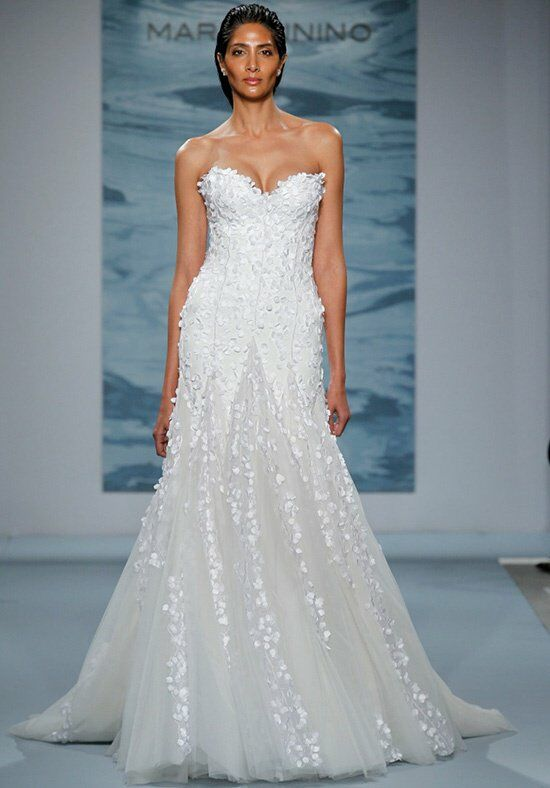 Mark Zunino for Kleinfeld 115 Wedding Dress - The Knot