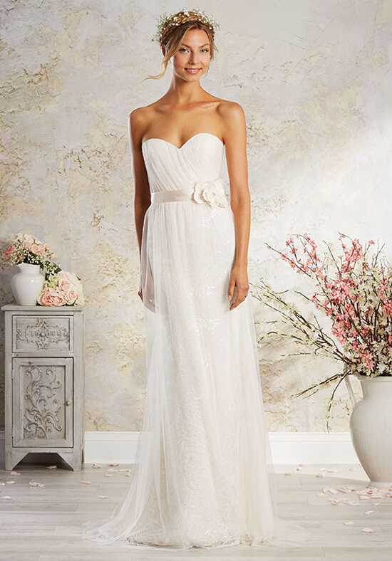 Alfred Angelo Modern Vintage Bridal Collection 8565A A-Line Wedding Dress