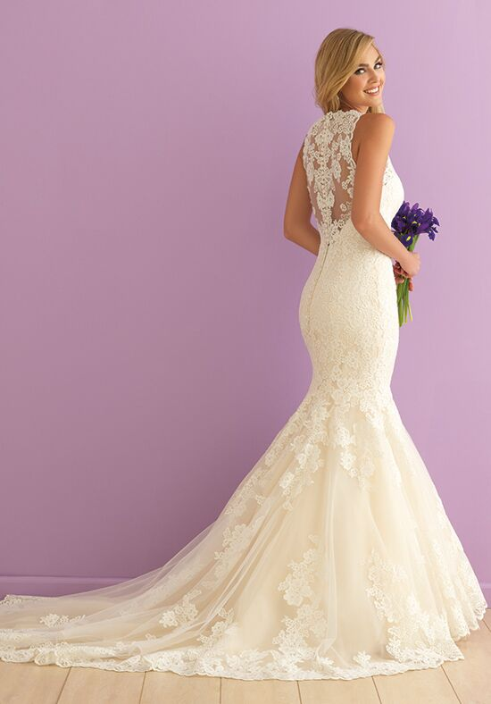 Allure Romance 2907 Wedding Dress The Knot