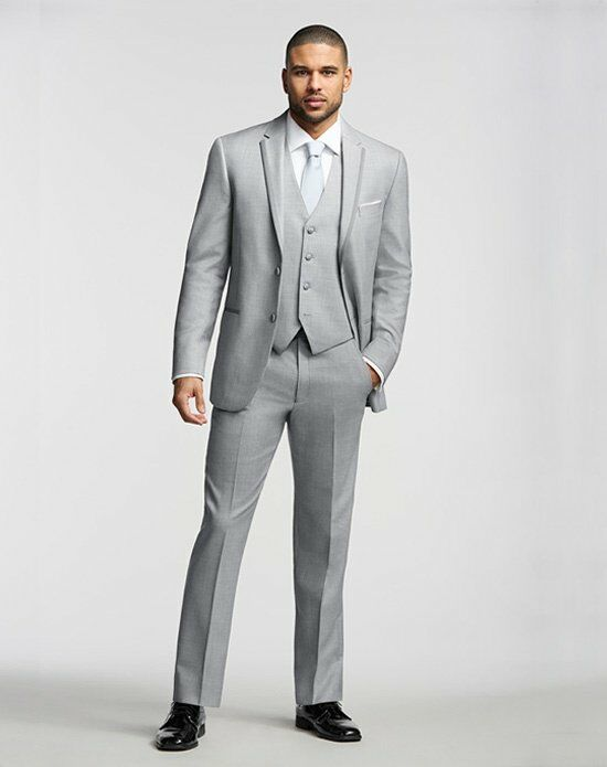 Men's Wearhouse Joseph Abboud® Gray Tuxedo Gray Tuxedo