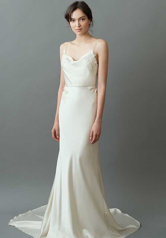 Jenny Yoo Collection Sidney #2601B Sheath Wedding Dress