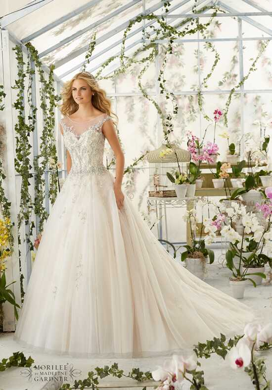 Morilee by Madeline Gardner 2818 Ball Gown Wedding Dress