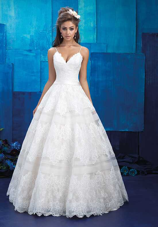 Ball gown wedding dresses allure bridals junglespirit Image collections
