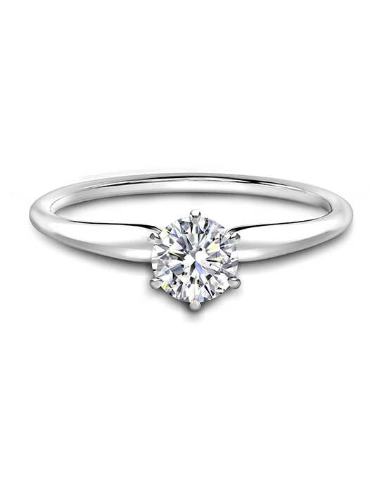 Forevermark Diamonds Round Cut Engagement Ring