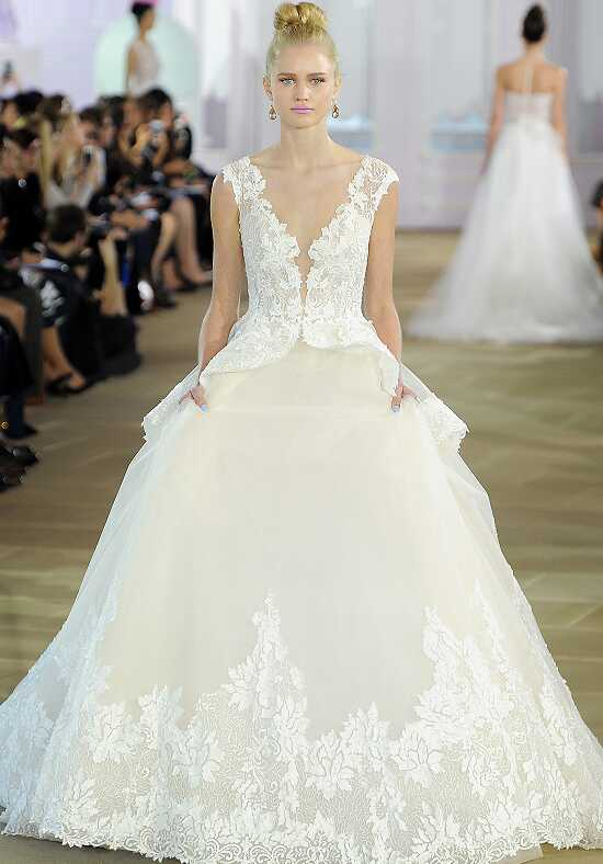 Ines Di Santo Confection Ball Gown Wedding Dress