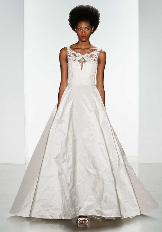 Amsale Lane Ball Gown Wedding Dress
