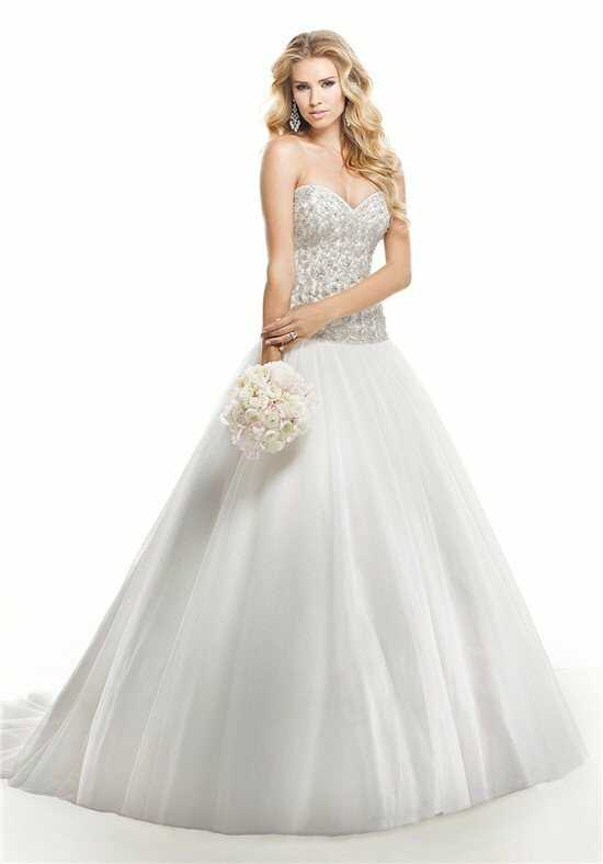 Maggie Sottero Wendy Ball Gown Wedding Dress