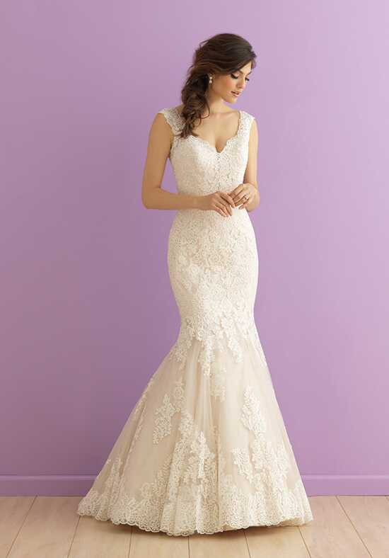 Allure Romance 2913 Mermaid Wedding Dress