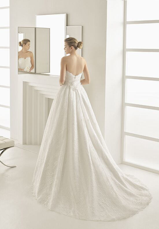 Rosa Clará Olga Wedding Dress - The Knot