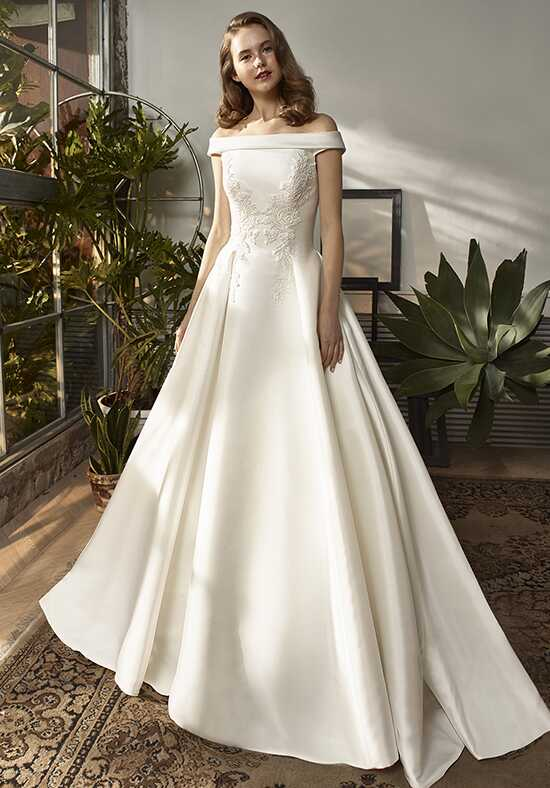 Beautiful BT18-23 A-Line Wedding Dress