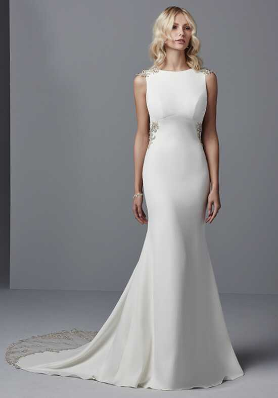 Sottero and Midgley Noah Sheath Wedding Dress