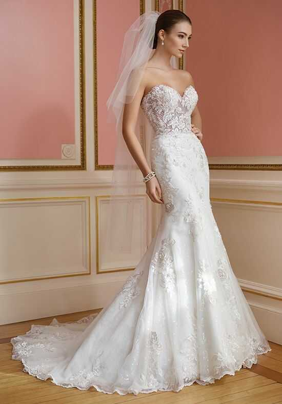 Martin Thornburg a Mon Cheri Collection 217209 Vada Mermaid Wedding Dress