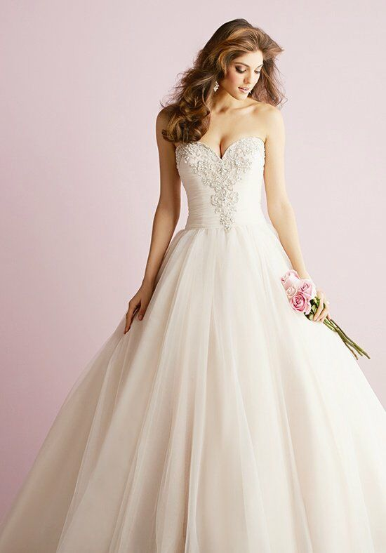 Allure Bridal Ball Gowns