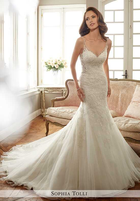 Sophia Tolli Y11707 Margot Mermaid Wedding Dress