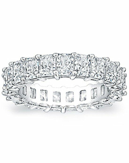 Since1910 Eternity Ring .25ct RAD White Gold Wedding Ring