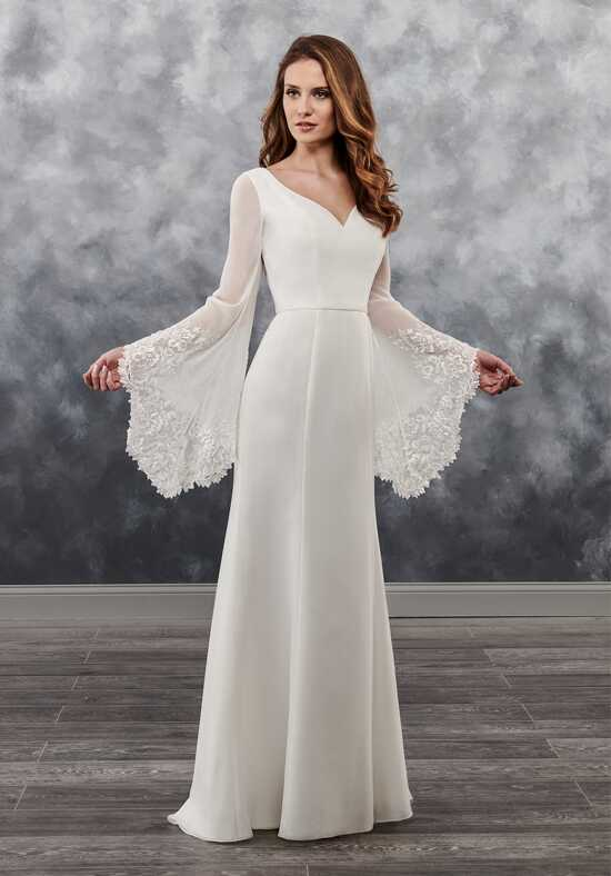 Mary's Bridal MB1018 A-Line Wedding Dress
