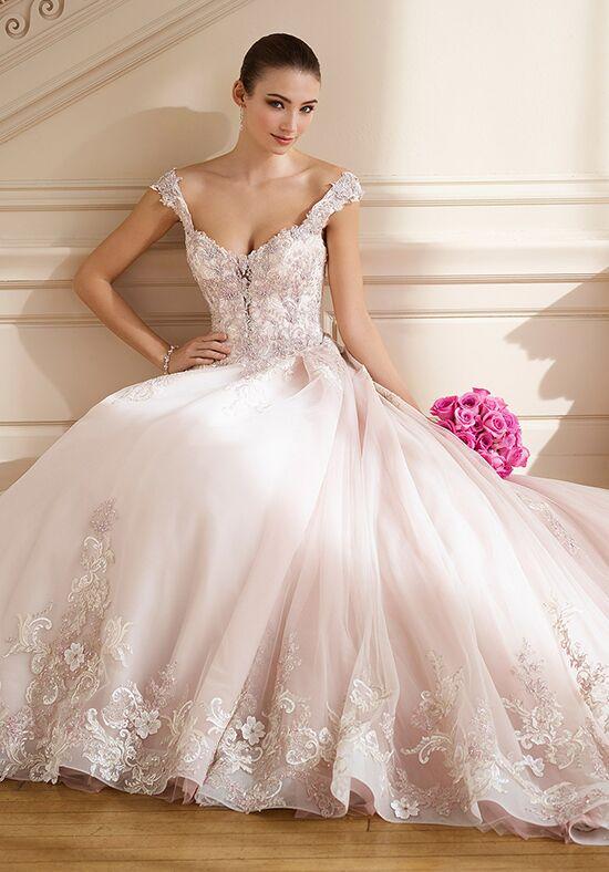 Martin Thornburg a Mon Cheri Collection 217202 Anna Wedding Dress ...