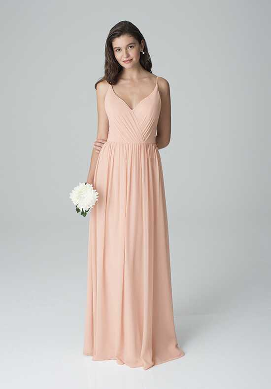 Bill Levkoff 1273 Sweetheart Bridesmaid Dress