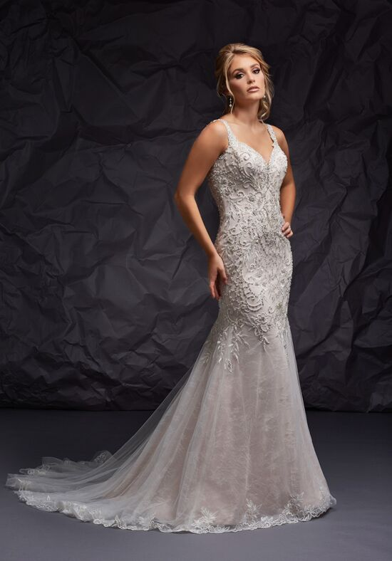 Essence Collection by Bonny Bridal 8701 Mermaid Wedding Dress