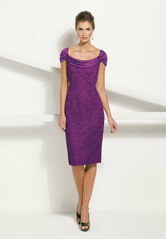 Jasmine Black Label M170003 Purple Mother Of The Bride Dress