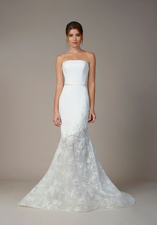 LIANCARLO 7808 Sheath Wedding Dress