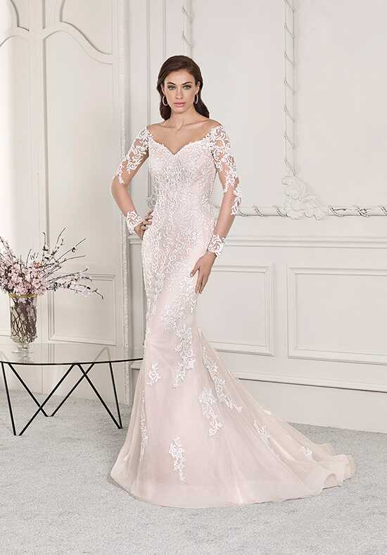 Demetrios 856 Mermaid Wedding Dress