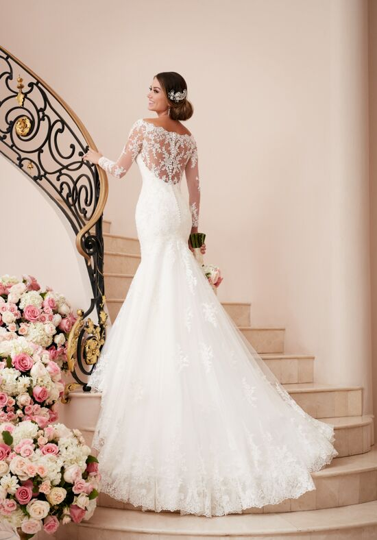 Stella York 6353 Mermaid Wedding Dress