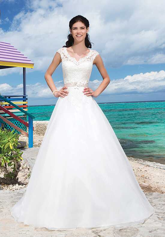 Sincerity Bridal 3777 Ball Gown Wedding Dress