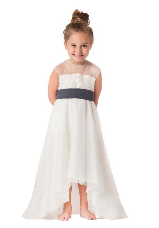 Bari Jay Flower Girls F6517 Flower Girl Dress photo