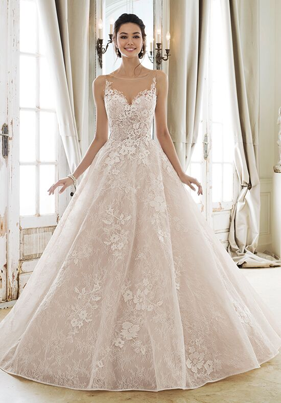 Sophia Tolli Y11897 Aphrodite Ball Gown Wedding Dress