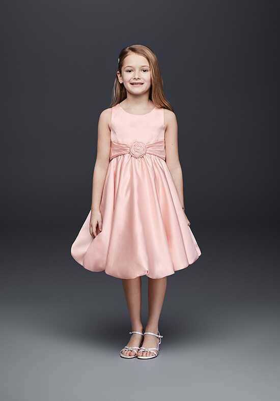 David's Bridal Flower Girl David's Bridal Style KP1311 Pink Flower Girl Dress