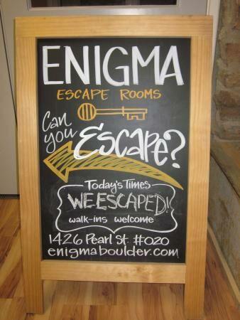 Escape Room Flatirons