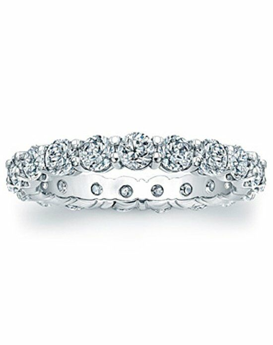 Since1910 Eternity Ring .15ct RBC White Gold Wedding Ring