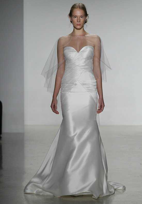 Kelly Faetanini Delaney Sheath Wedding Dress