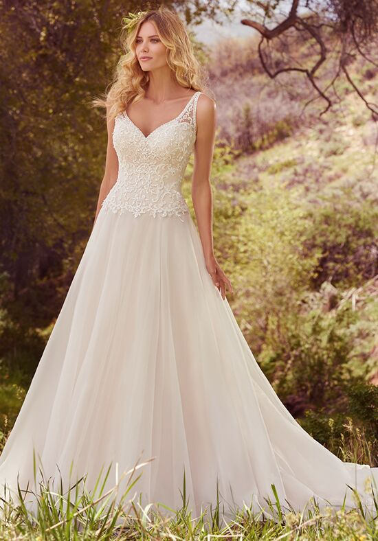 Maggie Sottero Krisha Ball Gown Wedding Dress