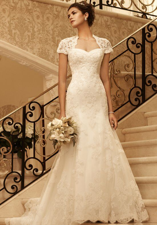 Casablanca Bridal 2102 Mermaid Wedding Dress