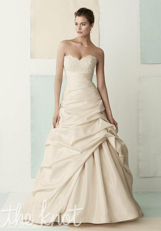 Mikaella 1408 A-Line Wedding Dress