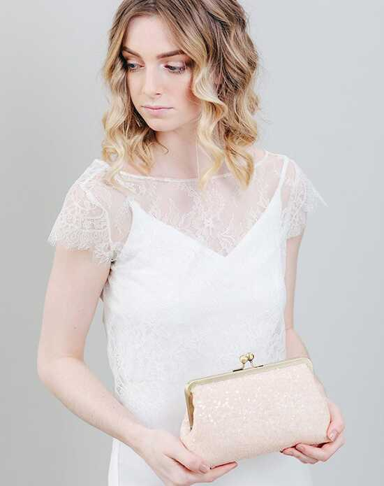 Davie & Chiyo | Clutch Collection Isla Clutch Pink Clutches + Handbag