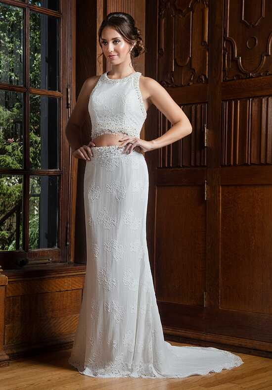 Mary's Bridal MB1001 Sheath Wedding Dress