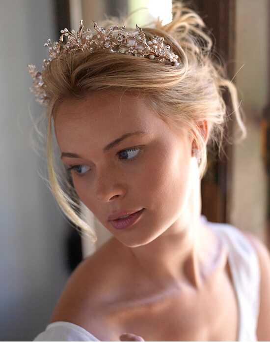 Dareth Colburn Ava Wedding Tiara