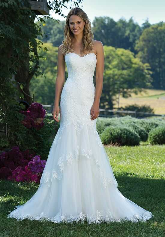 Sincerity Bridal 3988 Mermaid Wedding Dress