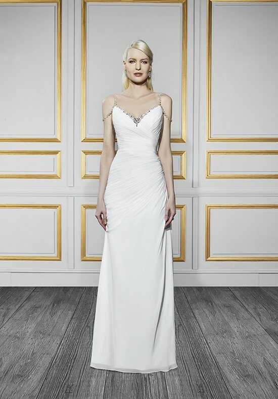 Moonlight Tango T733 A-Line Wedding Dress