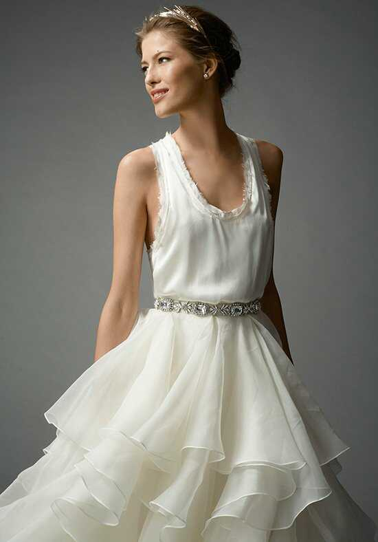 Watters Brides Asha Top 7024B / Priya Skirt 7009B Ball Gown Wedding Dress