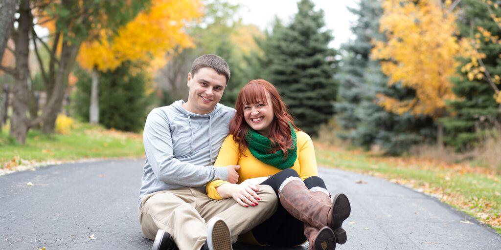 Kyle and rebecca wedding