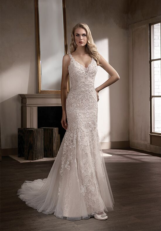 Jasmine Couture T192007 Mermaid Wedding Dress