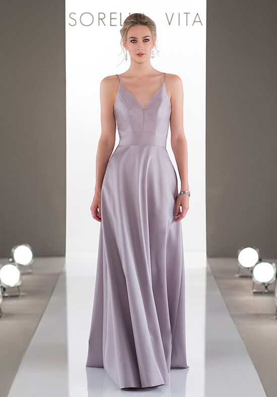 Sorella Vita 9108 V-Neck Bridesmaid Dress
