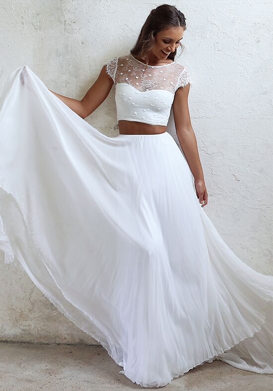 Grace Loves Lace Yeo A-Line Wedding Dress
