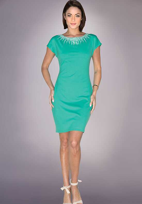 Grayse Wedding Party W1420122 Green Mother Of The Bride Dress